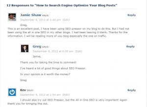 This Is How To Get Comments On Your Blog Posts